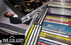 classical, jazz & nostalgia CDs for sale in our CD Loft Sale.