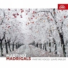 Martinu: Madrigals- Martinu Voices, Vasilek (Supraphon)